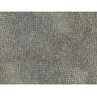 Noch 56723 3D-s dekorlap, szabálytalan kockakő, 250 x 125 x 0,5 mm