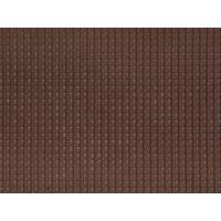 NOCH 60351 3D-s dekorlap, tetőcserép, sötétvörös, 28 x 10 cm