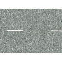 Noch 60500 Aszfaltút (országút), világosszürke, 48 mm, 1m