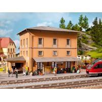 Noch 66004 Lézervágott állomás Tannau (Berg)