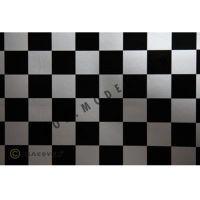Oracover FUN ezüst-fekete