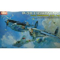 1/48 P-38 COMBINATION VERSION