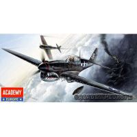 Academy 12465 P40M/N Warhawk