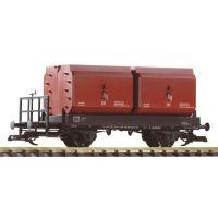 Piko 37770 Mészedényszállító teherkocsi fékhíddal, DB III
