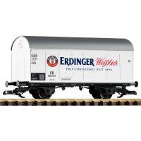 PIKO 37952 Sörszállító hűtőkocsi Erdinger, DB III