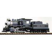 Piko 38216 Gőzmozdony 0-6-0 Union Pacific, hangdekóderrel és füstgenerátorral (hangminta)
