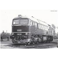 Piko 52802 Dízelmozdony BR V 200 'Szergej', DR III, hangdekóderrel