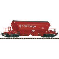 Piko 54301 Szétnyíló tetejű önürítős kocsi Taoos 894 DB Cargo V új pályaszámmal