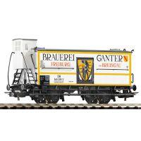 Piko 54747 Sörszállító kocsi fékházzal, Ganter DB III