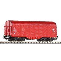 Piko 58952 Eltolható oldalfalú ponyváskocsi Shimmns, DB Cargo VI
