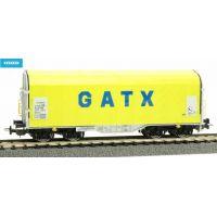 PIKO 58958 Eltolható oldalfalú ponyváskocsi Shimmns, GATX VI, 2. pályaszám