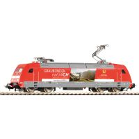 Piko 59456 Villanymozdony BR 101 017-2 'Swisstravel Graubünden', DB AG VI