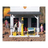 Piko 62284 Régi benzintöltő állomás kiegészítőkkel G kerti vasút