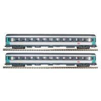 Piko 94329 Személykocsi-szett Corail 2 x  2.o. fülkés, SNCF IV-V