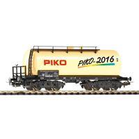 Piko 95866 PIKO Jahreswagen 2016 tartálykocsi fékhíddal