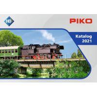 PIKO 99501 H0 katalógus 2021, német vagy angol nyelvű