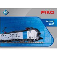 Piko 99505 Katalógus H0, 2015