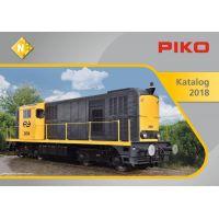 Piko 99698D N-es katalógus 2018, német