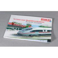 Piko 99853 Pályaépítési könyv Piko A sínrendszerhez
