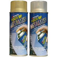 Plastidip ezüst metál effekt spray