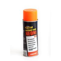 Plastidip gumi spray Neon narancs