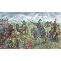 Italeri 6124 MONGOL CAVALRY (XIIIth CENTURY)