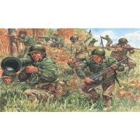 Italeri 6046 Amerikai gyalogság 1944