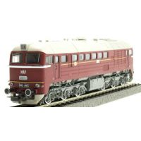 QuaBLA 13623 Dízelmozdony M62 040 Szergej, MÁV III