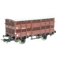 QuaBLA 33070 Állatszállító vagon, két rakszintű, Mu 118 710, MÁV Hungária III