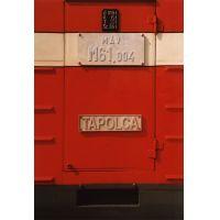 QuaBLA 99001 Pályaszám és városnév szett M61 004 NoHAB mozdonyhoz