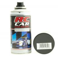 RC autó karosszéria festék, fekete, spray