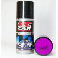 RC autó karosszéria festék fluoreszkáló lila