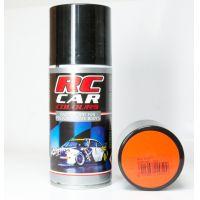 Rc autó karosszéria festék fluoreszkáló narancs