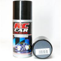 RC autó karosszéria festék metál fekete, spray