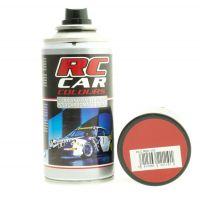 RC autó karosszéria festék piros spray