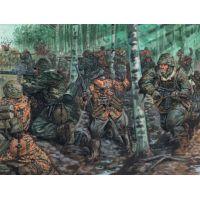 Italeri 6068 Német elit csapatok