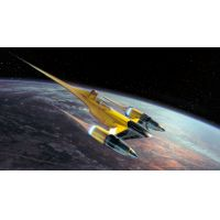 Revell 03611 Star Wars Naboo Starfighter