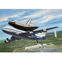 Revell 04863 Boeing 747 SCA & Space Shuttle 1:144