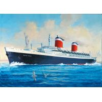 Revell 05146 SS United States 1:600