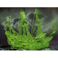 Revell 05433 szellem hajó, ghost ship makett