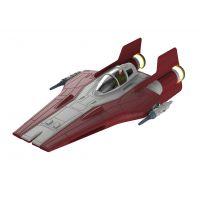 Revell 06759 Star Wars A-Wing Fighter, összepattinthatós, fény- és hangeffekttel