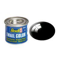 Revell 32107 fekete fényes makett festék