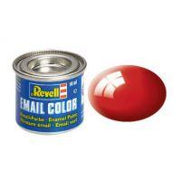 Revell 32131 fiery piros fényes makett festék