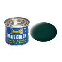 Revell 32140 fekete-zöld matt makett festék
