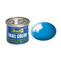 Revell 32150 könnyű kék fényes makett festék