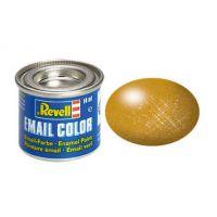 Revell 32192 brass metallic makett festék Sárgaréz