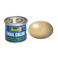 Revell 32194 arany metallic makett festék