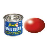Revell 32330 fiery piros selyem makett festék