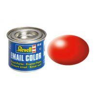 Revell 32332 luminous piros selyem makett festék