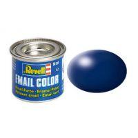 Revell 32350 sötét kék selyem makett festék